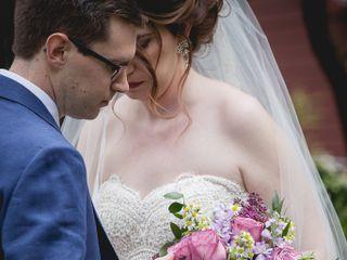 The wedding of Brenna and Jordan