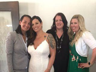 The wedding of Amanda and Beth 3