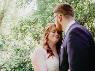 The wedding of Jeff and Miranda