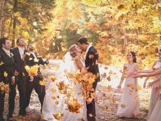The wedding of Amanda and Soma