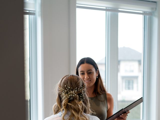 Tynan and Kristina's wedding in Rigaud, Quebec 6