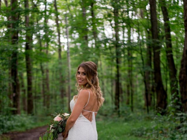 Tynan and Kristina's wedding in Rigaud, Quebec 10
