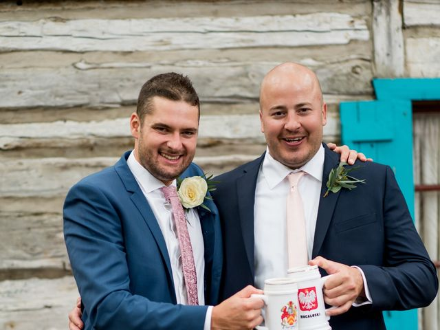 Tynan and Kristina's wedding in Rigaud, Quebec 14