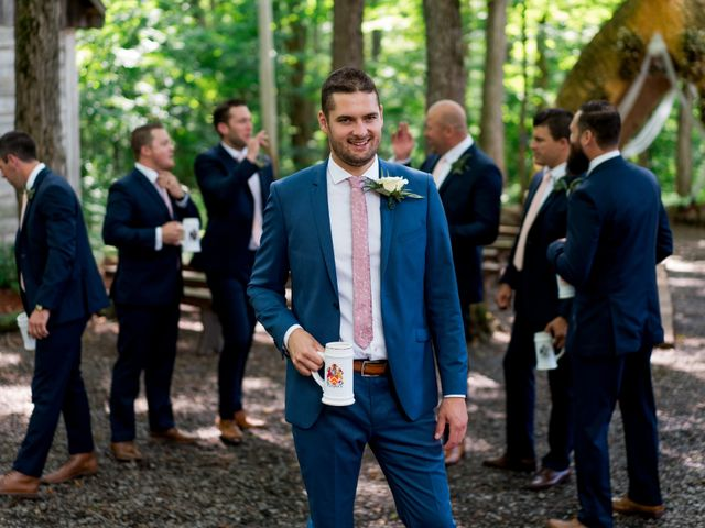 Tynan and Kristina's wedding in Rigaud, Quebec 15