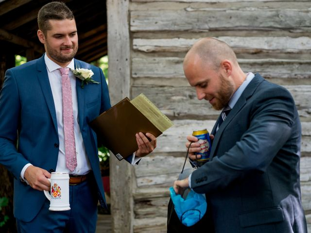 Tynan and Kristina's wedding in Rigaud, Quebec 19