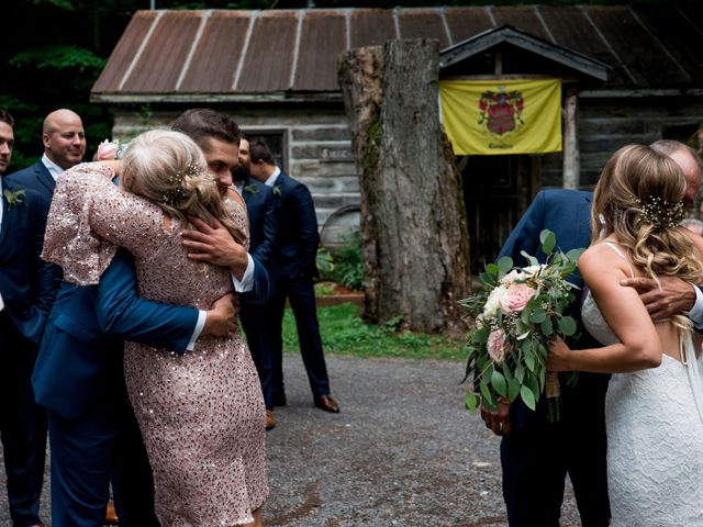 Tynan and Kristina's wedding in Rigaud, Quebec 21