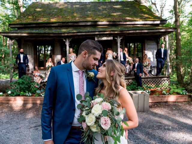 Tynan and Kristina's wedding in Rigaud, Quebec 22