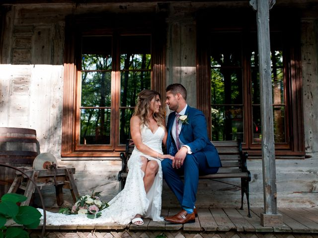 Tynan and Kristina's wedding in Rigaud, Quebec 73