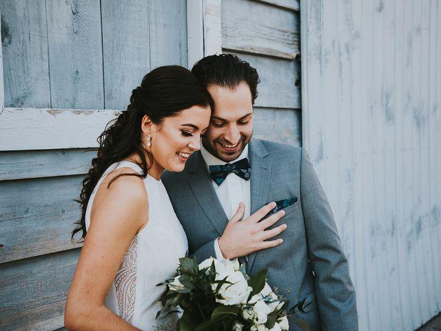 Dennis and Lindsay's wedding in Cambridge, Ontario 8