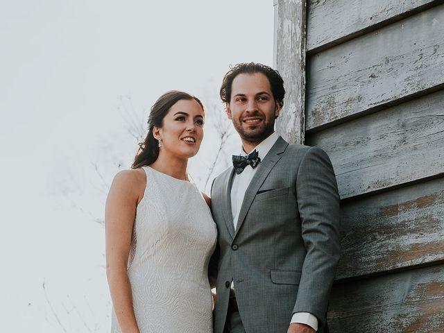 Dennis and Lindsay's wedding in Cambridge, Ontario 9