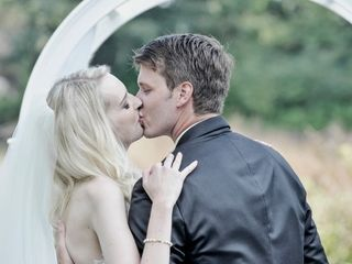 The wedding of Katrina and Nathan