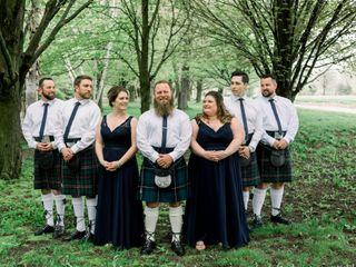 The wedding of Sarah and Jon 1