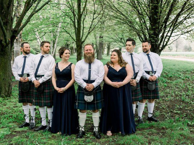 Jon and Sarah's wedding in Bradford, Ontario 2