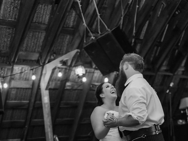 Jon and Sarah's wedding in Bradford, Ontario 3