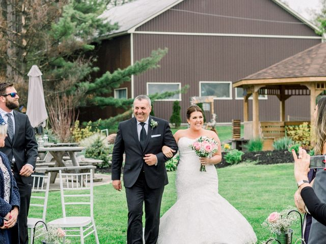 Jon and Sarah's wedding in Bradford, Ontario 5