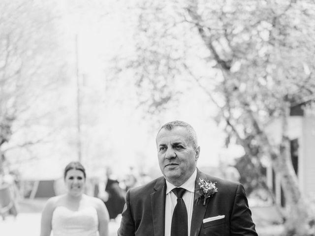 Jon and Sarah's wedding in Bradford, Ontario 11
