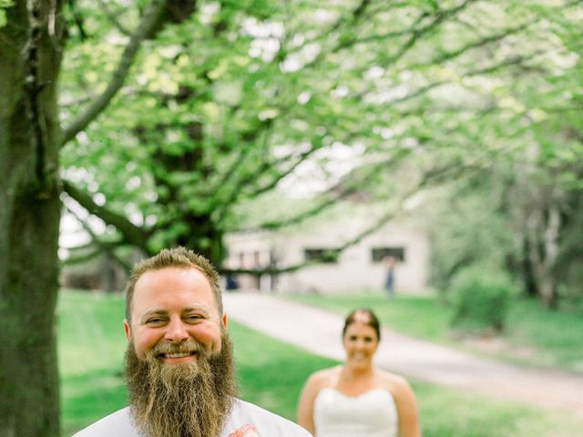 Jon and Sarah's wedding in Bradford, Ontario 13