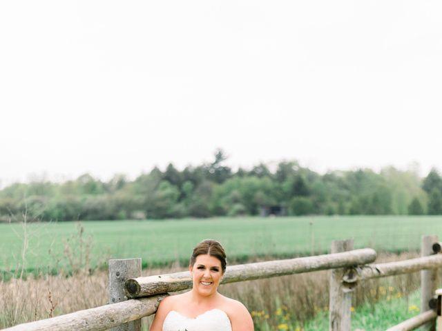 Jon and Sarah's wedding in Bradford, Ontario 15