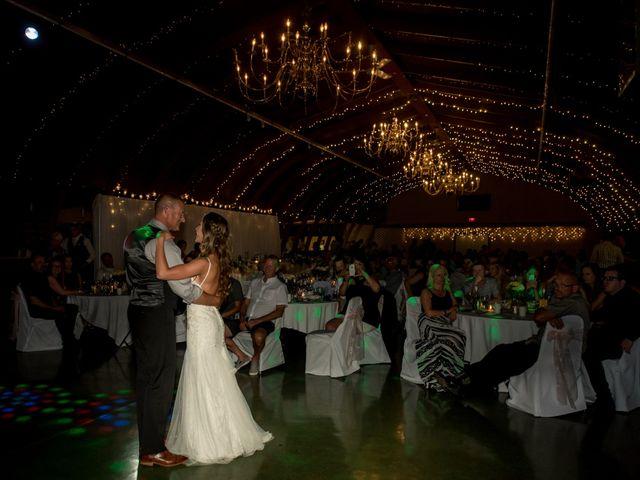 Jon and Rachel's wedding in Abbotsford, British Columbia 2