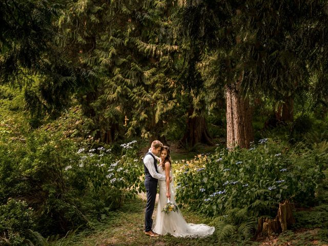 Jon and Rachel's wedding in Abbotsford, British Columbia 7