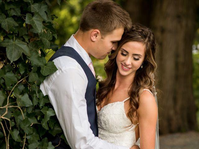 Jon and Rachel's wedding in Abbotsford, British Columbia 8