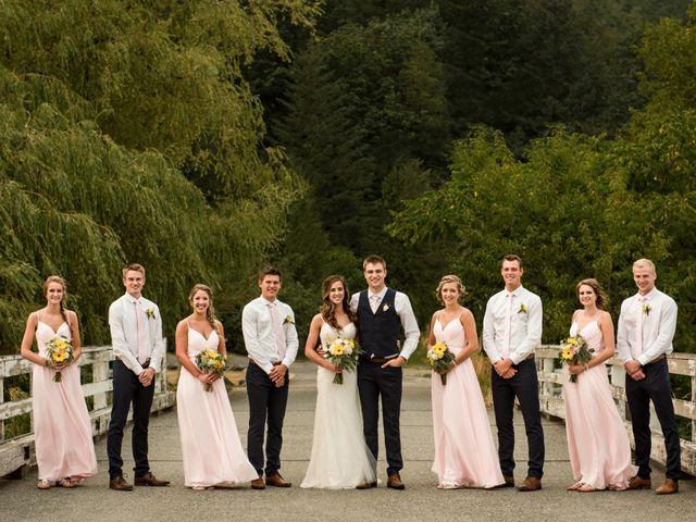 Jon and Rachel's wedding in Abbotsford, British Columbia 14