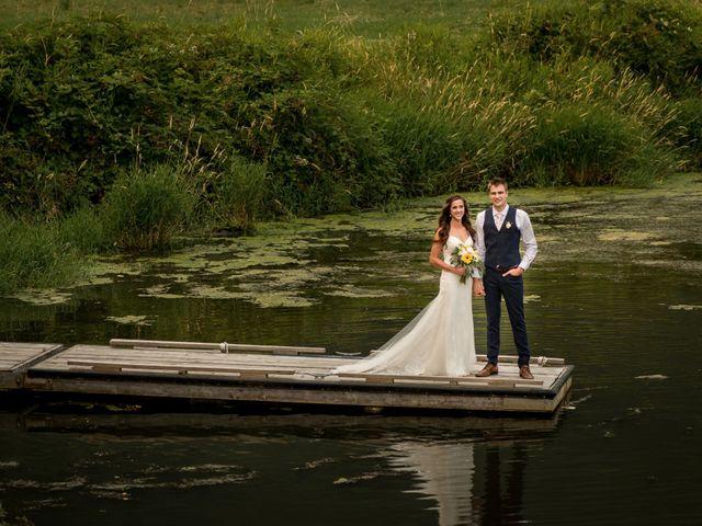 Jon and Rachel's wedding in Abbotsford, British Columbia 18