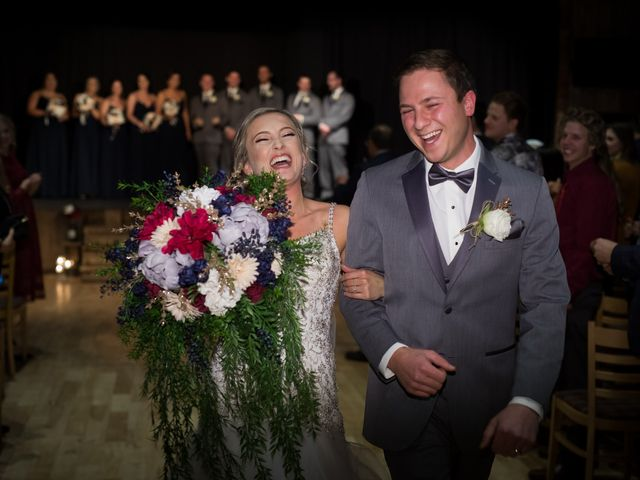 Dylan and Cassidy's wedding in Canmore, Alberta 5