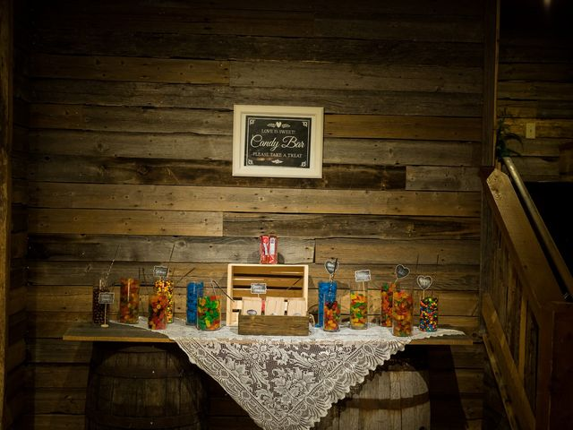 Dylan and Cassidy's wedding in Canmore, Alberta 15