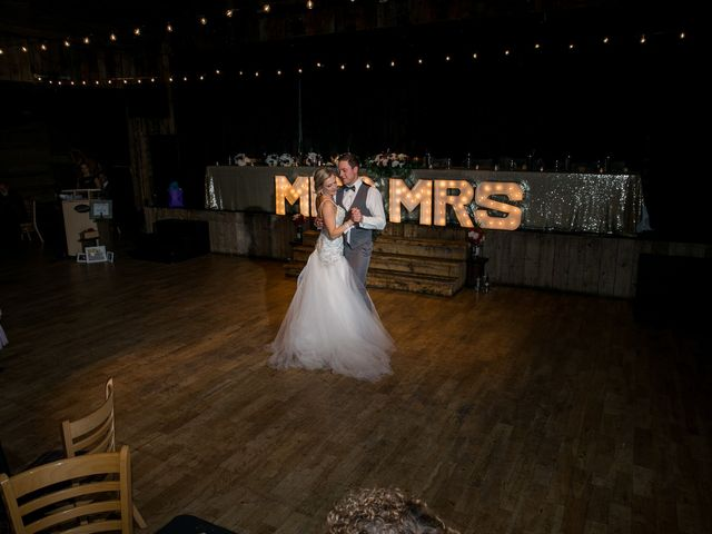 Dylan and Cassidy's wedding in Canmore, Alberta 20