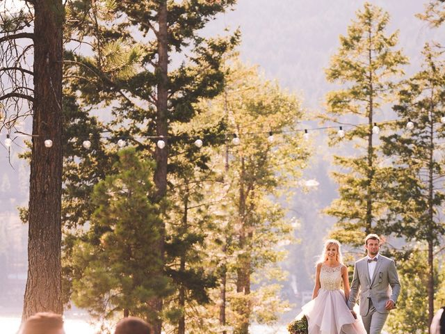 Alex and Nelle's wedding in Chase, British Columbia 32