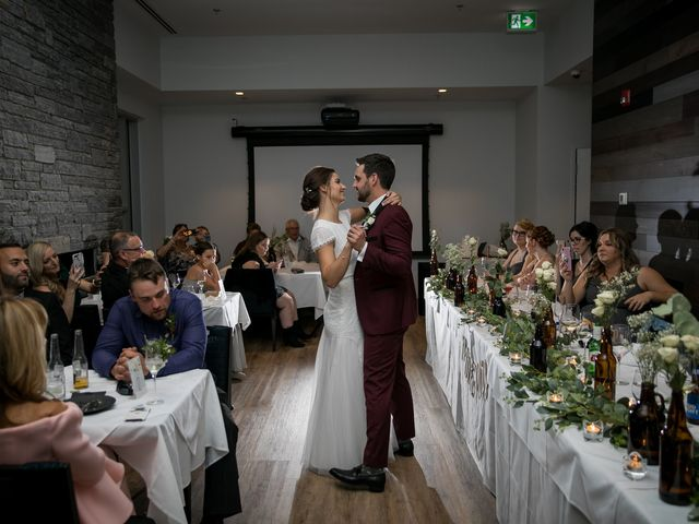 Mike and Santana's wedding in Banff, Alberta 19