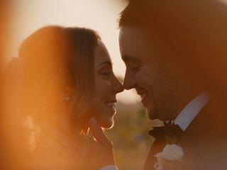 The wedding of Lindsay and Michael
