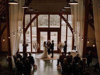 The wedding of Hailey  and Sebastian 3