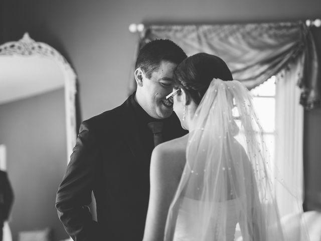 Marcus and Jessica's wedding in Calgary, Alberta 12