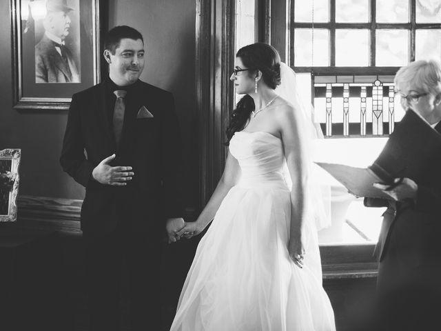 Marcus and Jessica's wedding in Calgary, Alberta 30