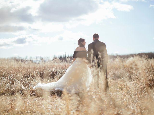 Marcus and Jessica's wedding in Calgary, Alberta 43
