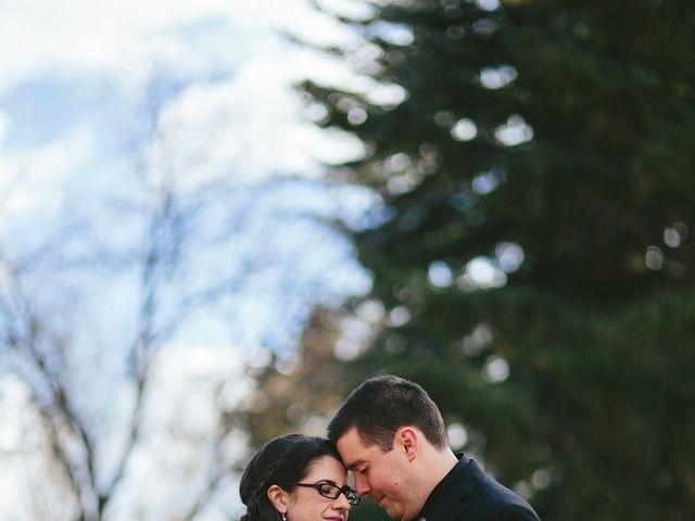 Marcus and Jessica's wedding in Calgary, Alberta 45