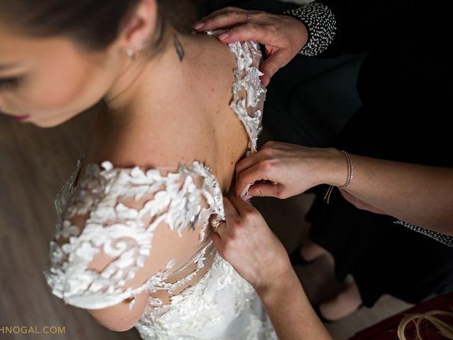 Ryan and Meghan's wedding in Toronto, Ontario 14