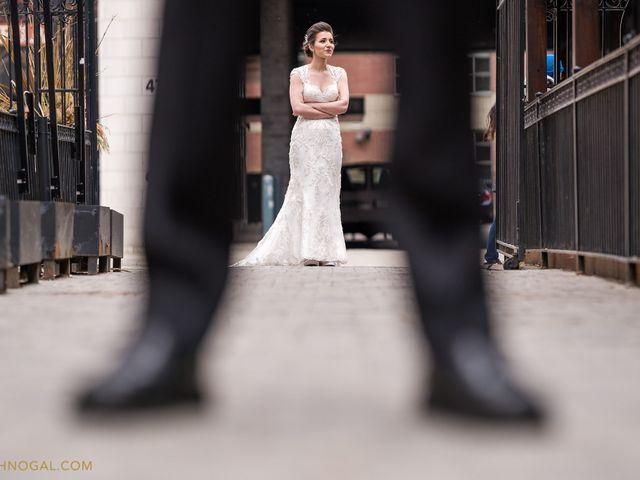Ryan and Meghan's wedding in Toronto, Ontario 20