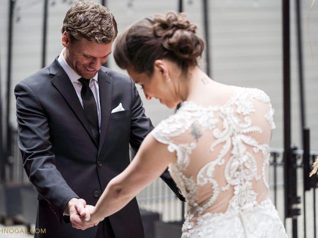 Ryan and Meghan's wedding in Toronto, Ontario 21