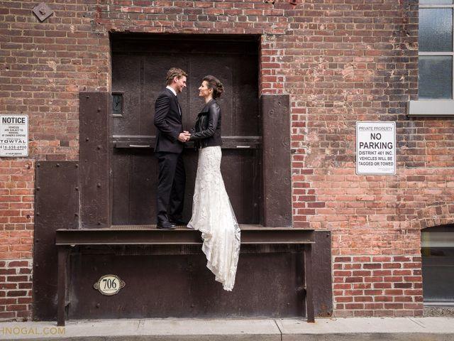 Ryan and Meghan's wedding in Toronto, Ontario 28