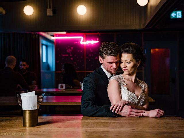 Ryan and Meghan's wedding in Toronto, Ontario 30