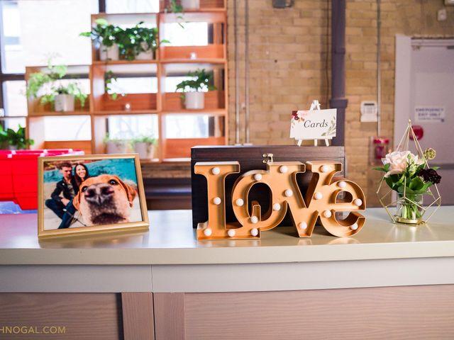 Ryan and Meghan's wedding in Toronto, Ontario 31