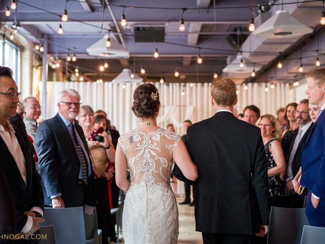 Ryan and Meghan's wedding in Toronto, Ontario 37