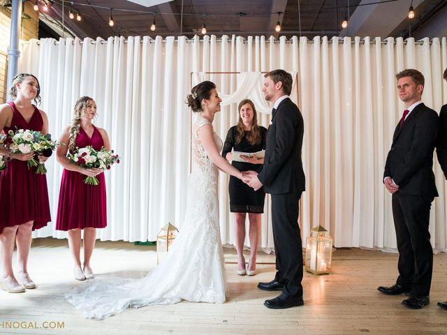 Ryan and Meghan's wedding in Toronto, Ontario 38