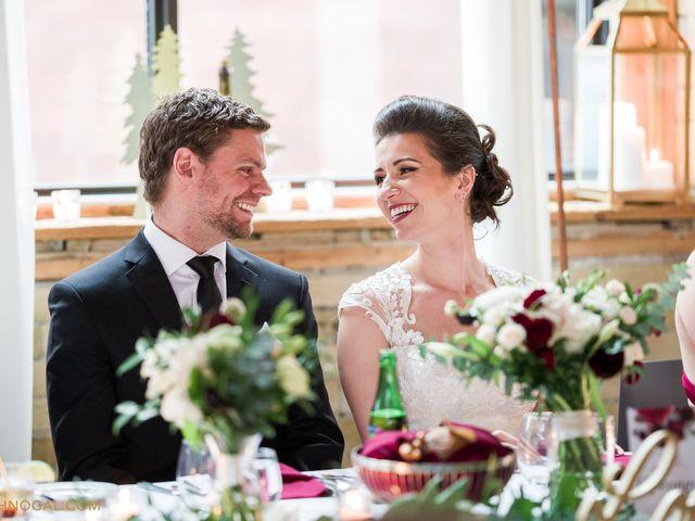 Ryan and Meghan's wedding in Toronto, Ontario 40
