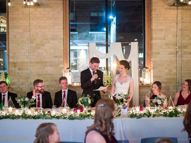 Ryan and Meghan's wedding in Toronto, Ontario 42