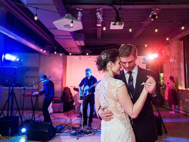 Ryan and Meghan's wedding in Toronto, Ontario 43