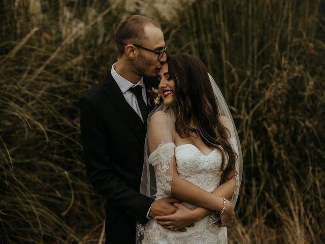 The wedding of Hailey  and Sebastian